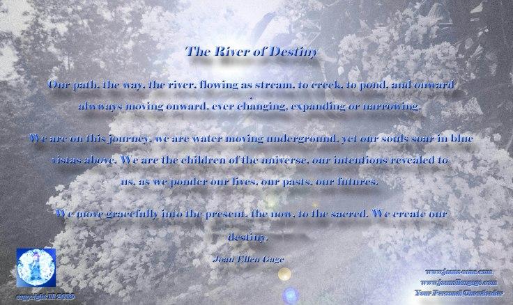 The River of Destiny JEG Edit